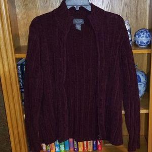 💥50% OFF SALE Van Heusen Zip Up Sweater